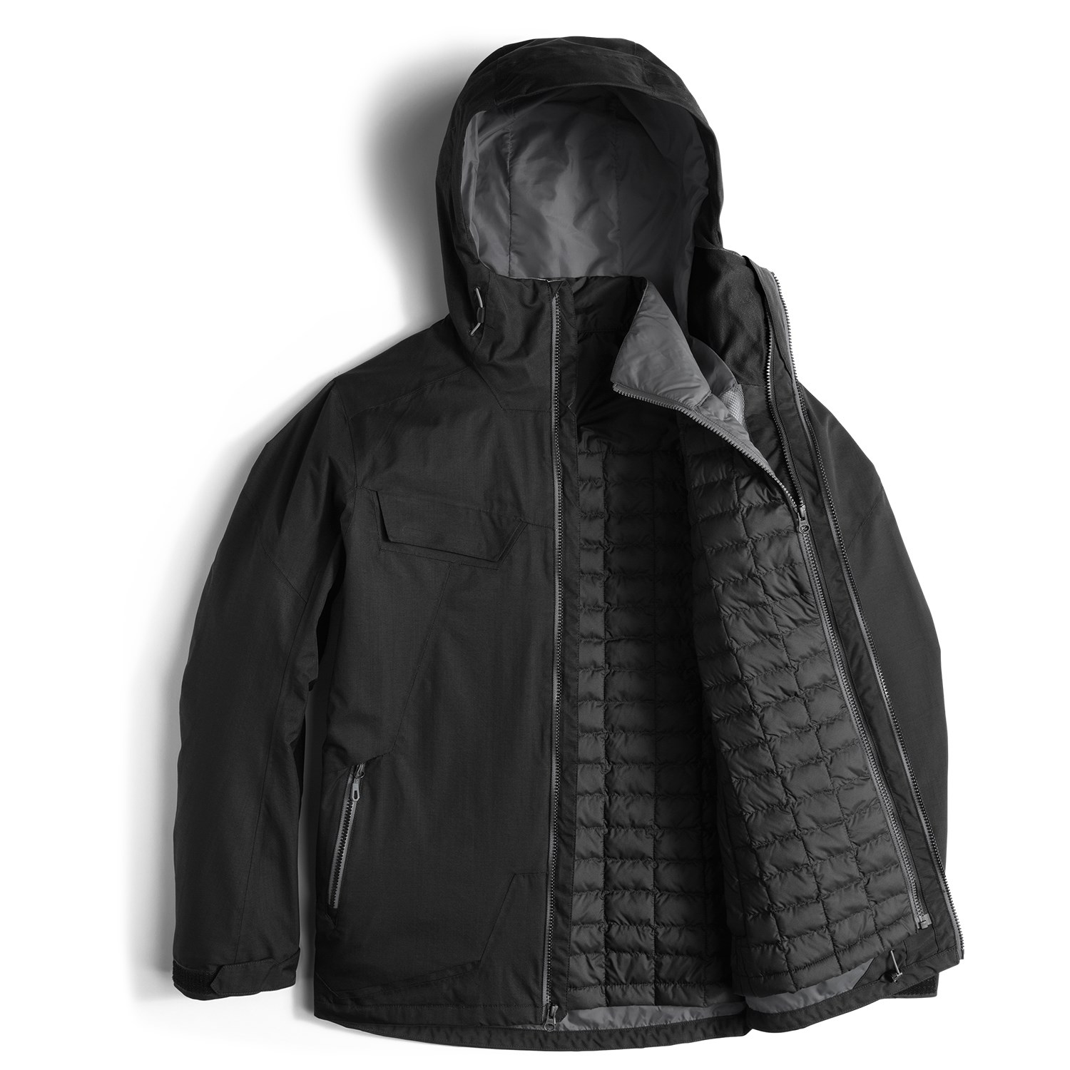 87e36ec077e The North Face Initiator ThermoBall™ Triclimate® Jacket