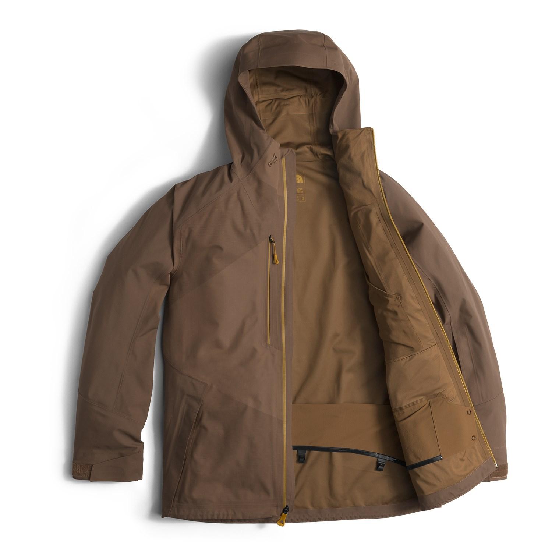 The North Face Fuseform™ Brigandine 3L Jacket | evo