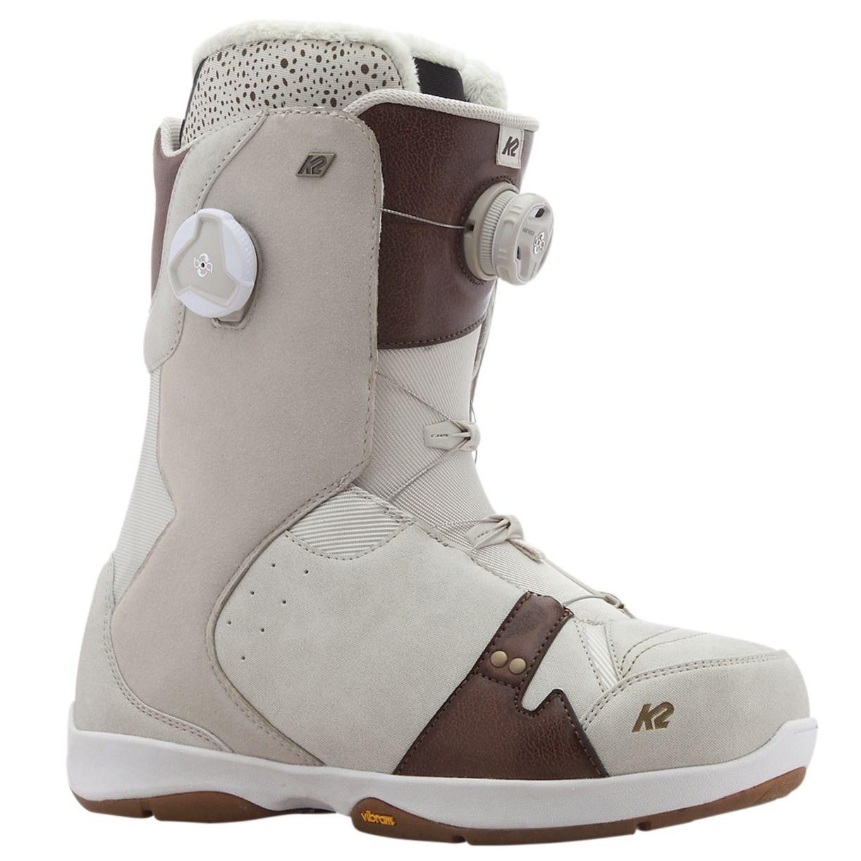 Womens snowboard boots k2