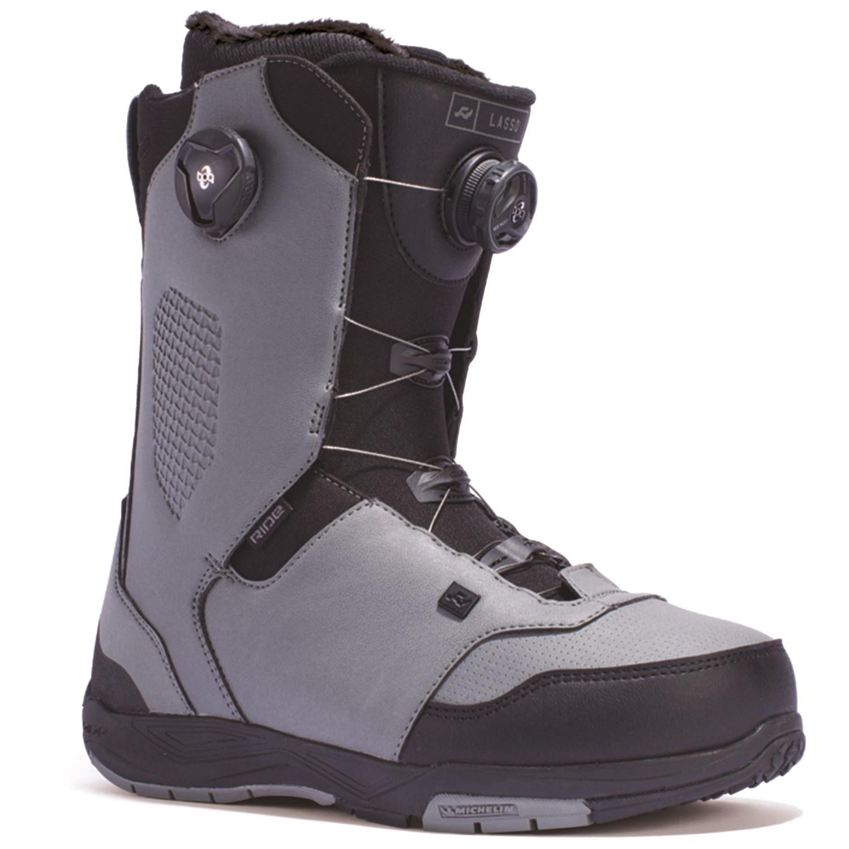 Ride Lasso Boa Snowboard Boots 2018  96fe6bd38