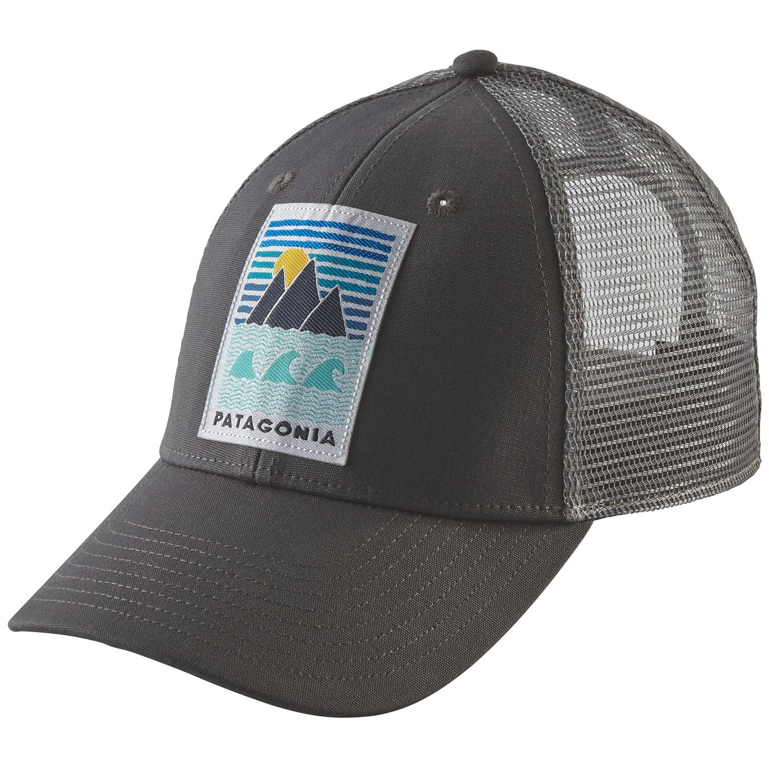 d74c4feb605 Patagonia Deep Ones LoPro Trucker Hat