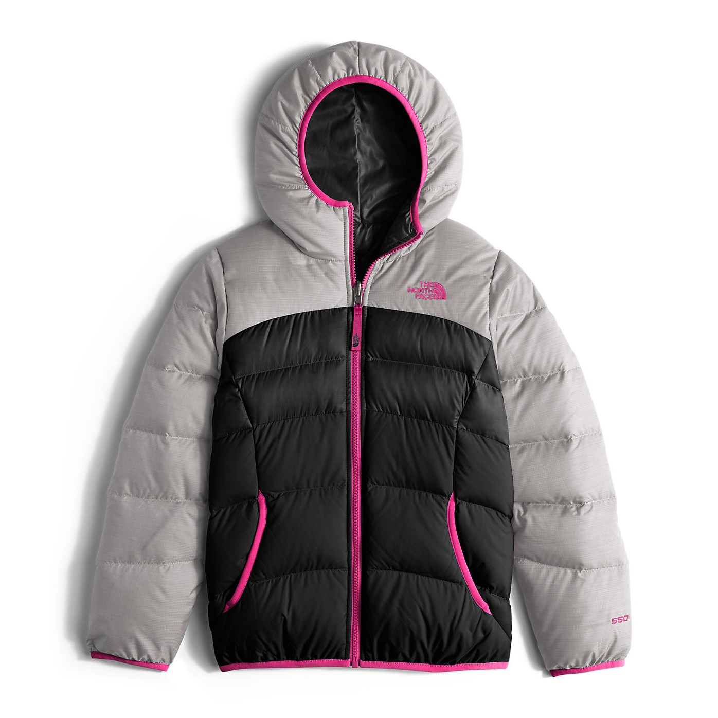 811f5d226 The North Face Reversible Moondoggy Jacket - Girls'