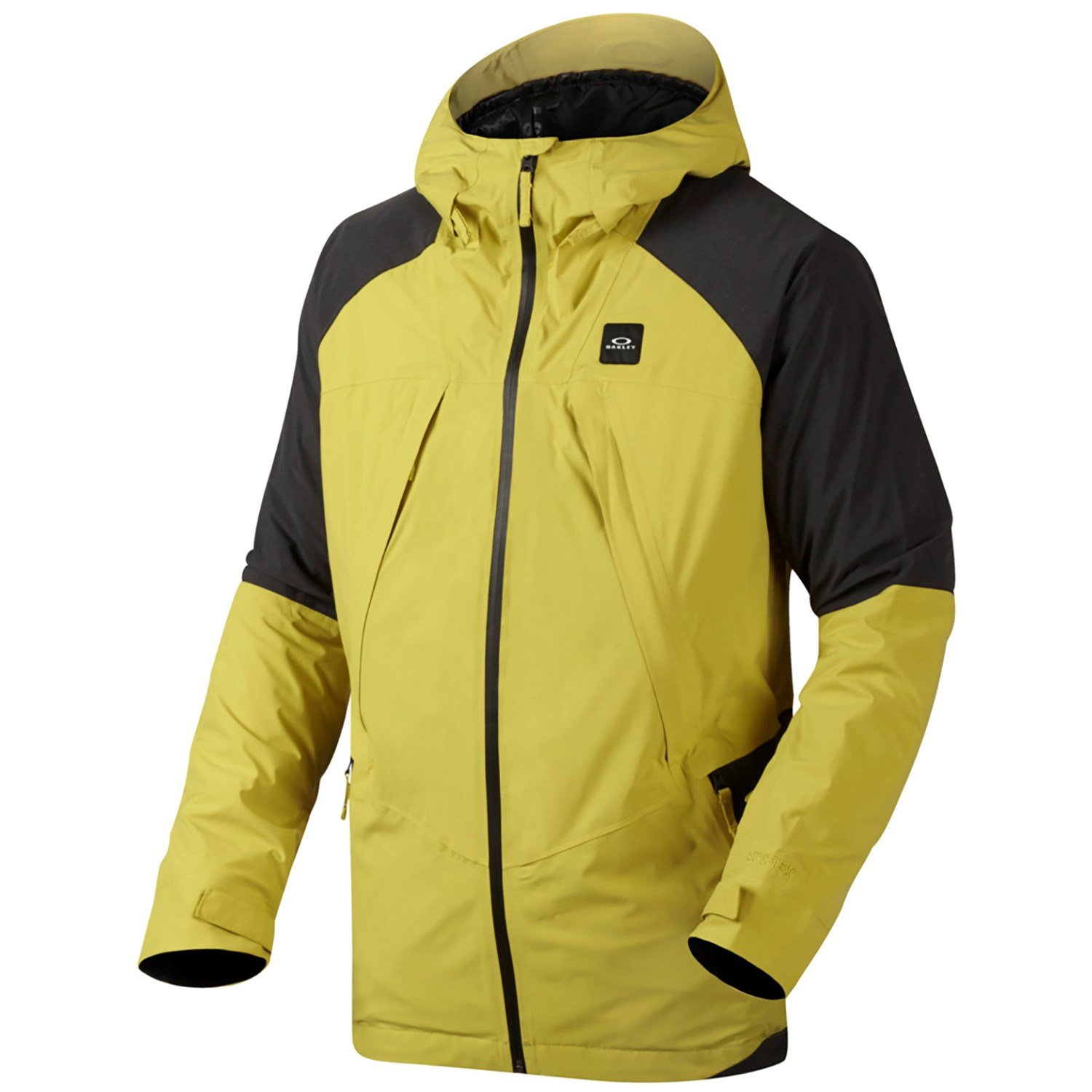oakley ski jackets on sale  oakley keyhole 2l gore tex biozone jacket citrus