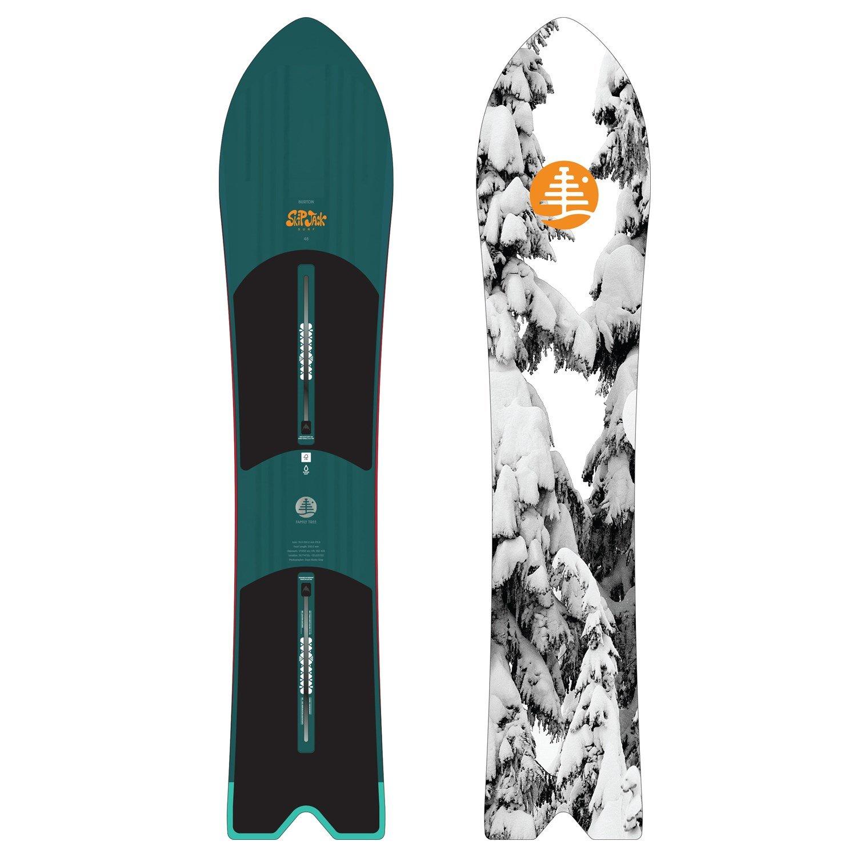 Fuerza pensión masilla  Burton Family Tree Skipjack Surf Snowboard 2017   evo