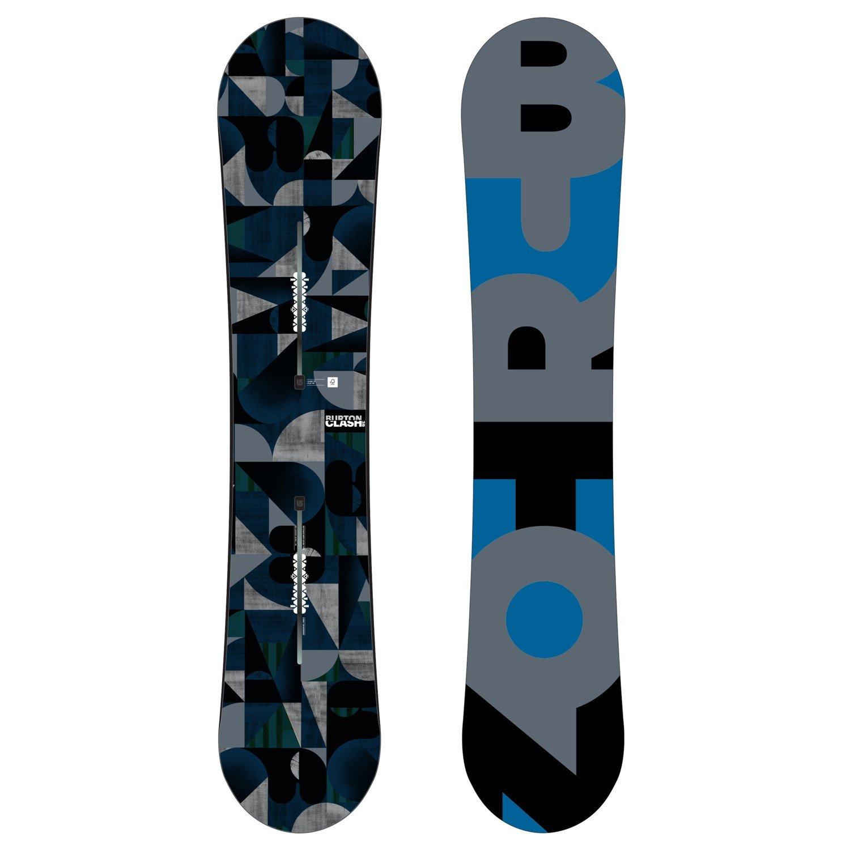 Burton Clash Snowboard 2017   evo d062c461840