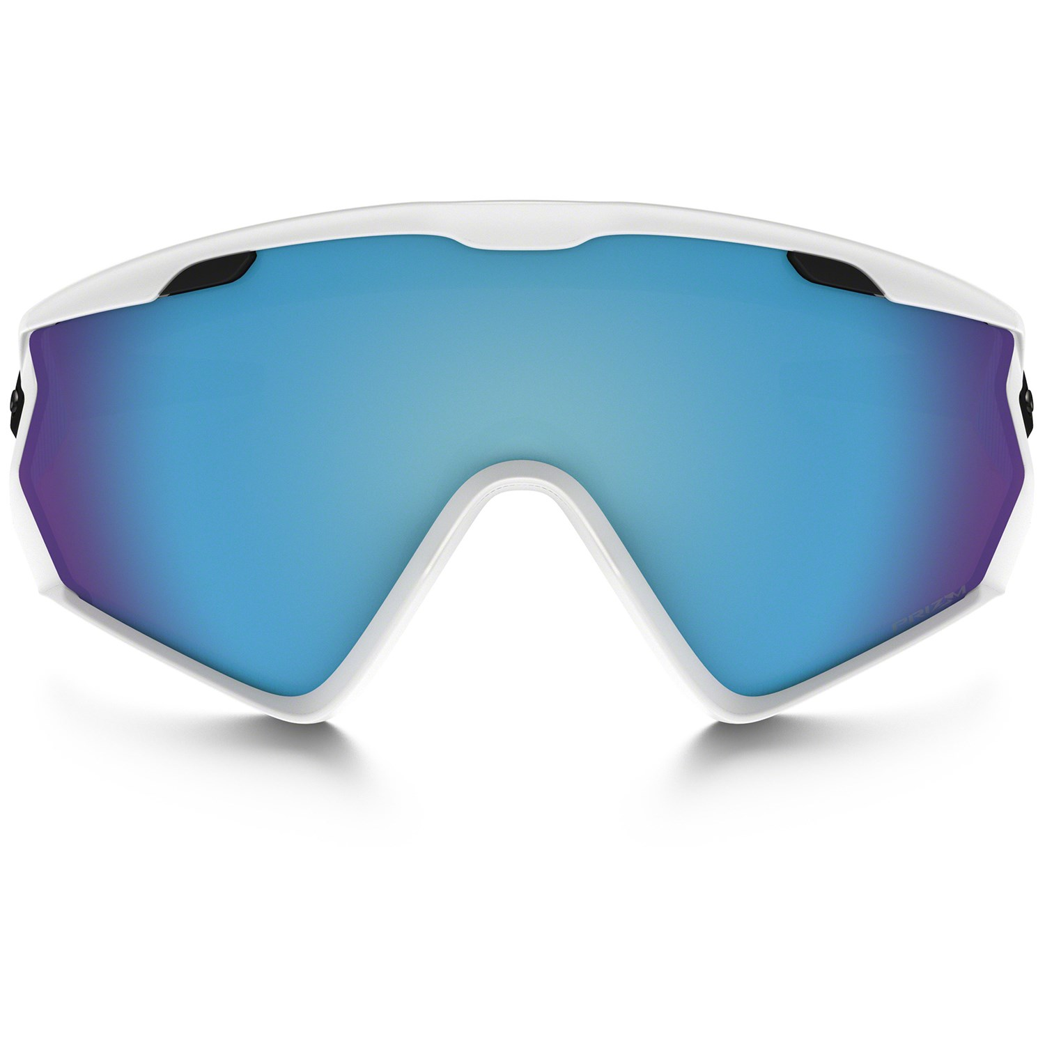 oakley blue sunglasses  Oakley Wind Jacket 2.0 Sunglasses