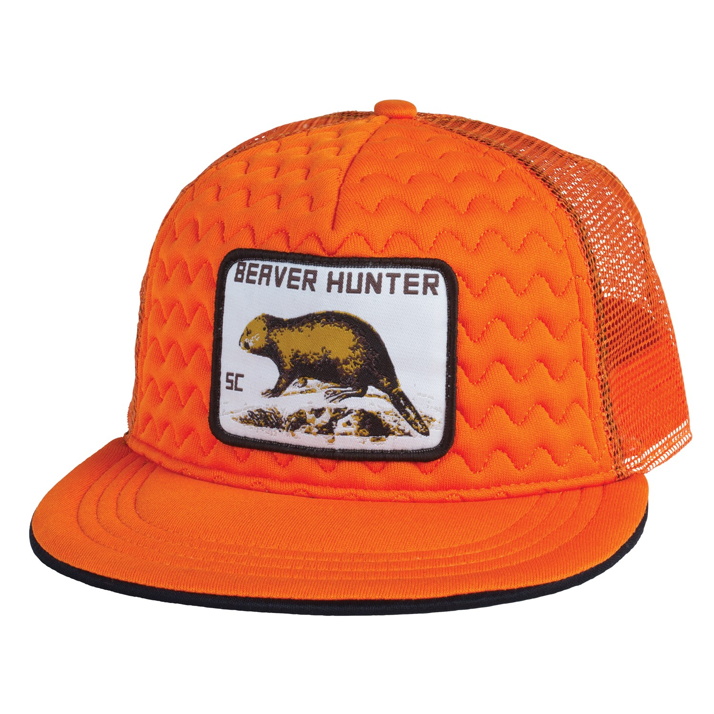 f62f020623f6a Spacecraft Beaver Hunter Trucker Hat
