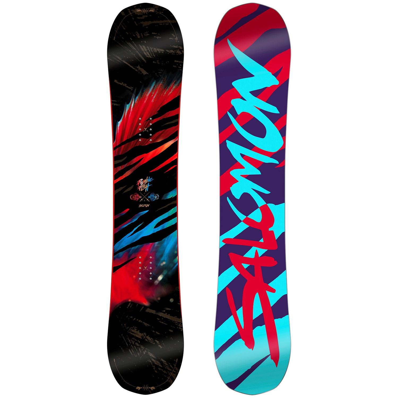 : Salomon Snowboards Rumble Fish Snowboard