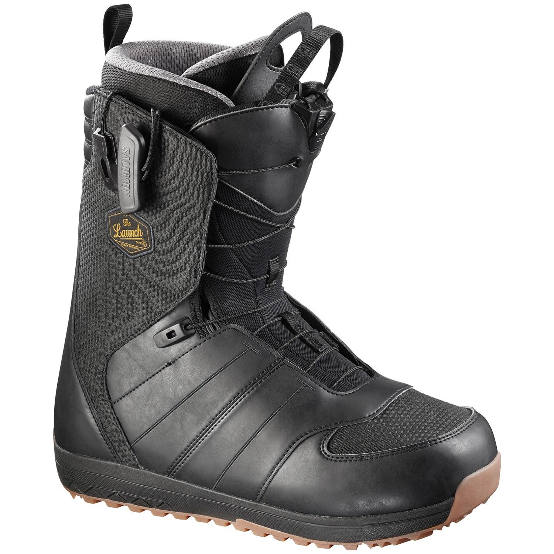 7e0c20371d Salomon Launch Snowboard Boots 2017