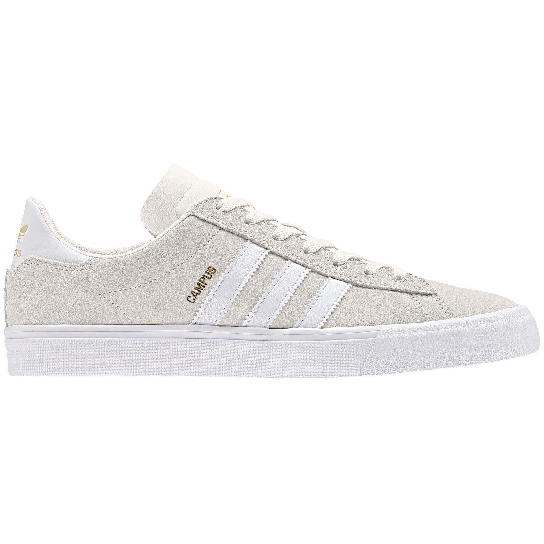 new style e2649 1e6ff Adidas Campus Vulc II ADV Skate Shoes  evo
