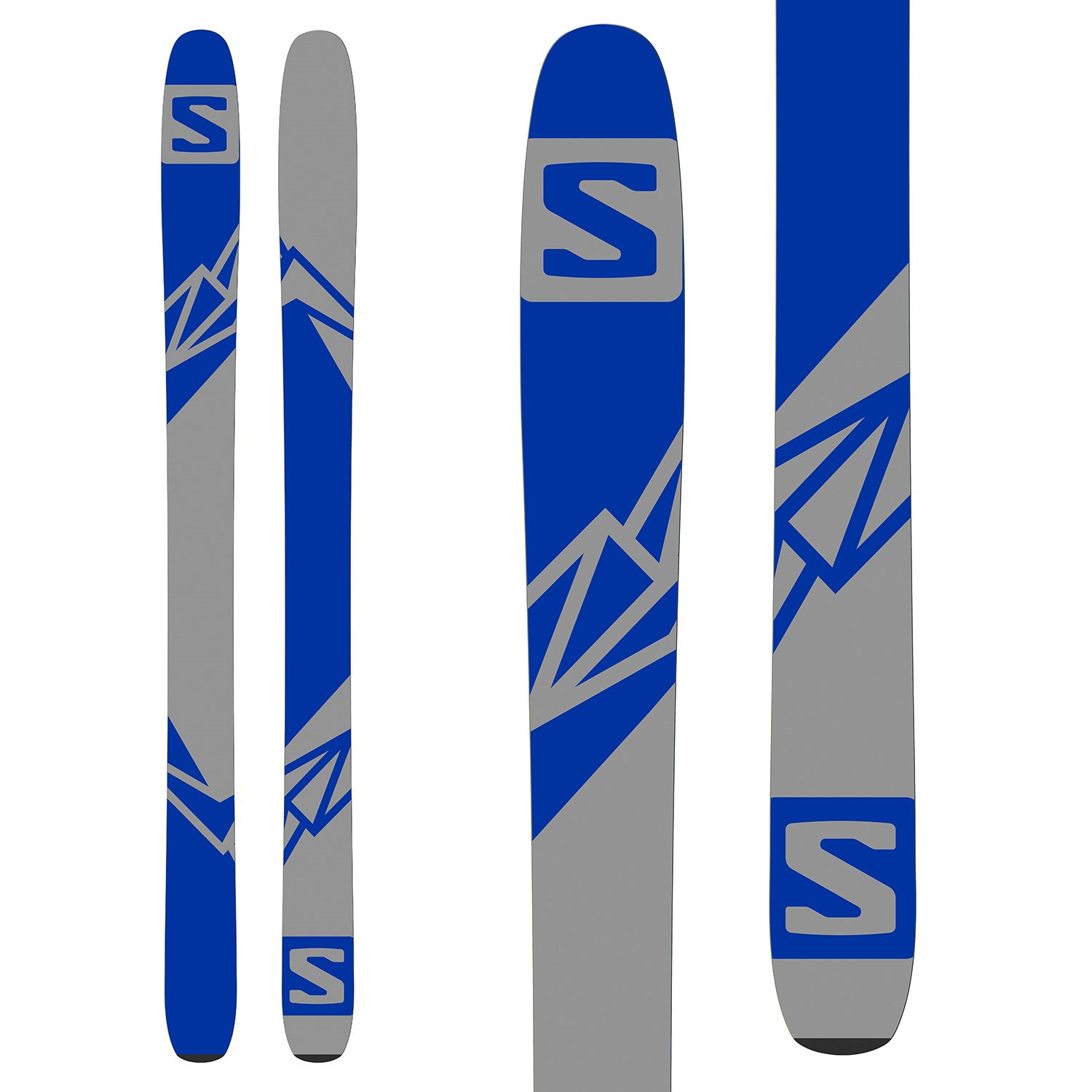 Salomon QST 118 Skis 2018