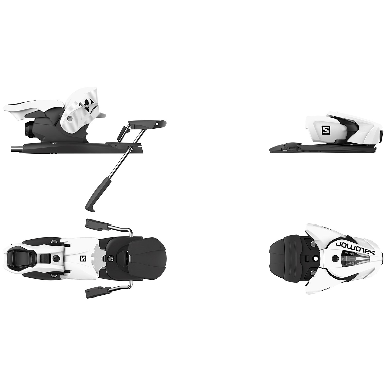 Salomon Z12 Ski Bindings 2021 | evo