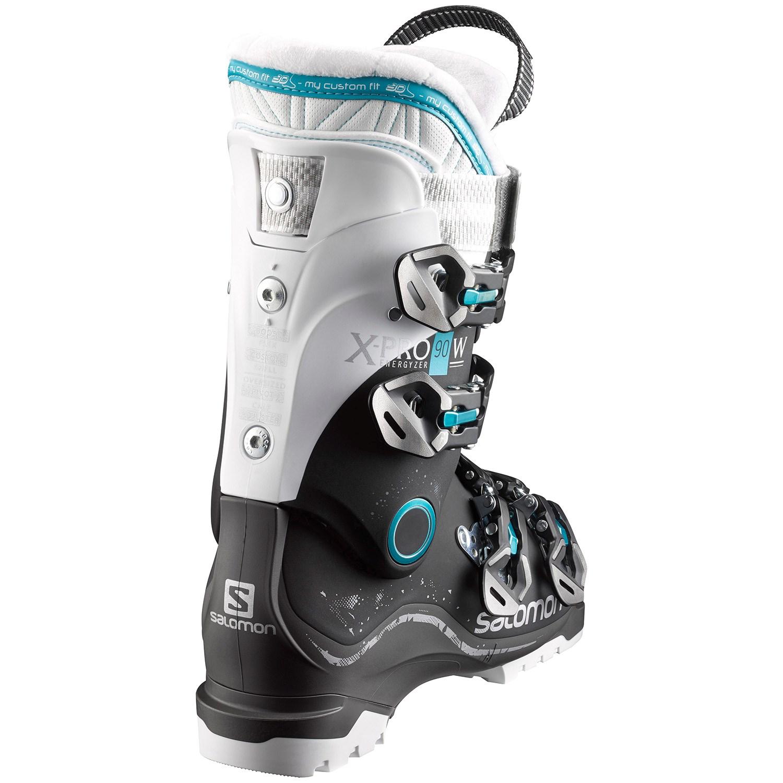 565302b1be Salomon X Pro 90 W Ski Boots - Women's 2018 - Used   evo