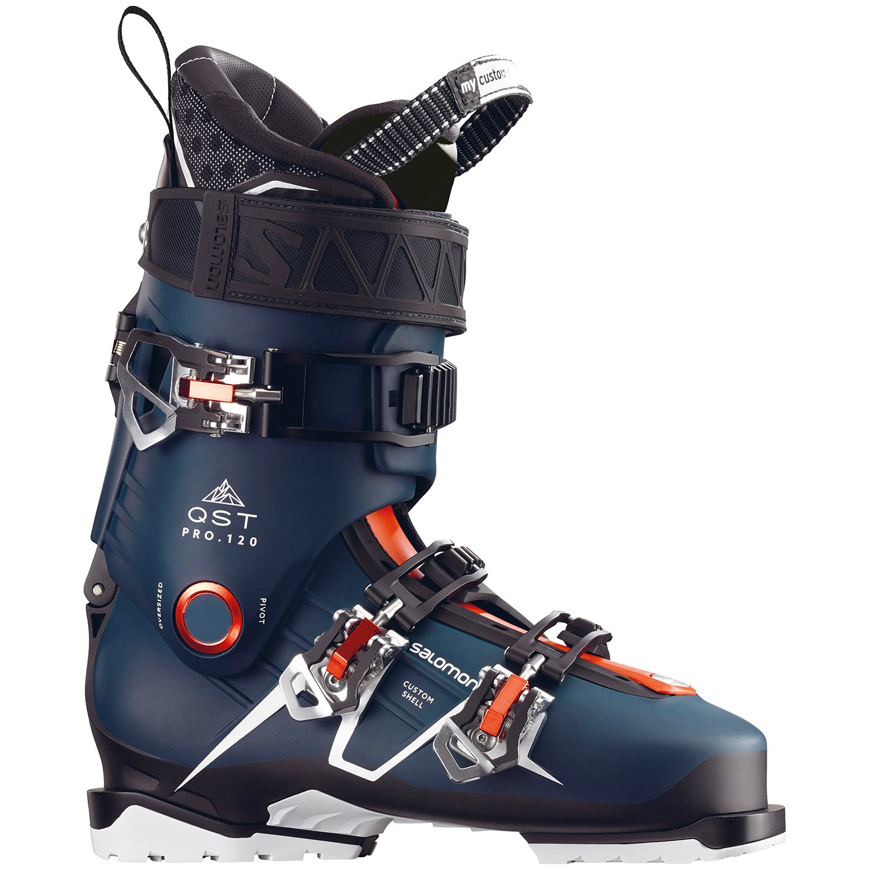 334121f56265 Salomon QST Pro 120 Ski Boots 2018
