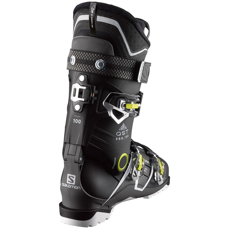 Skiing Salomon QST Pro 100 TR Ski Boots Boots Sports