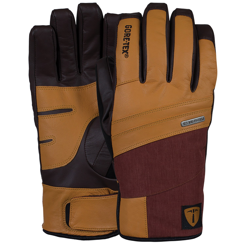 Mens ski gloves xl - Pow Royal Gore Tex Gloves