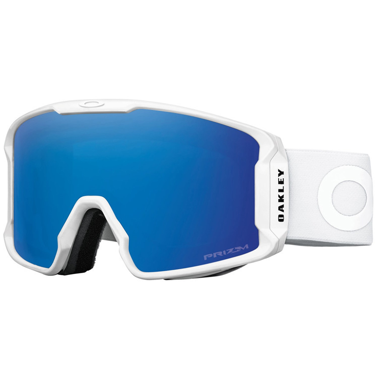 white and blue oakley sunglasses  Oakley Line Miner Goggles