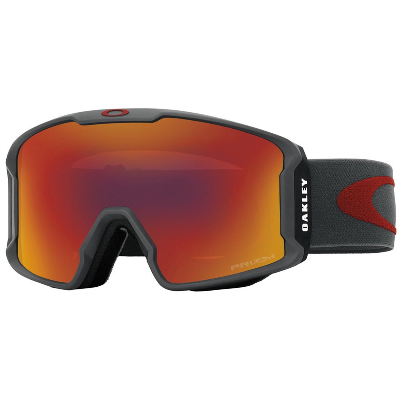 oakley line miner goggle lenses