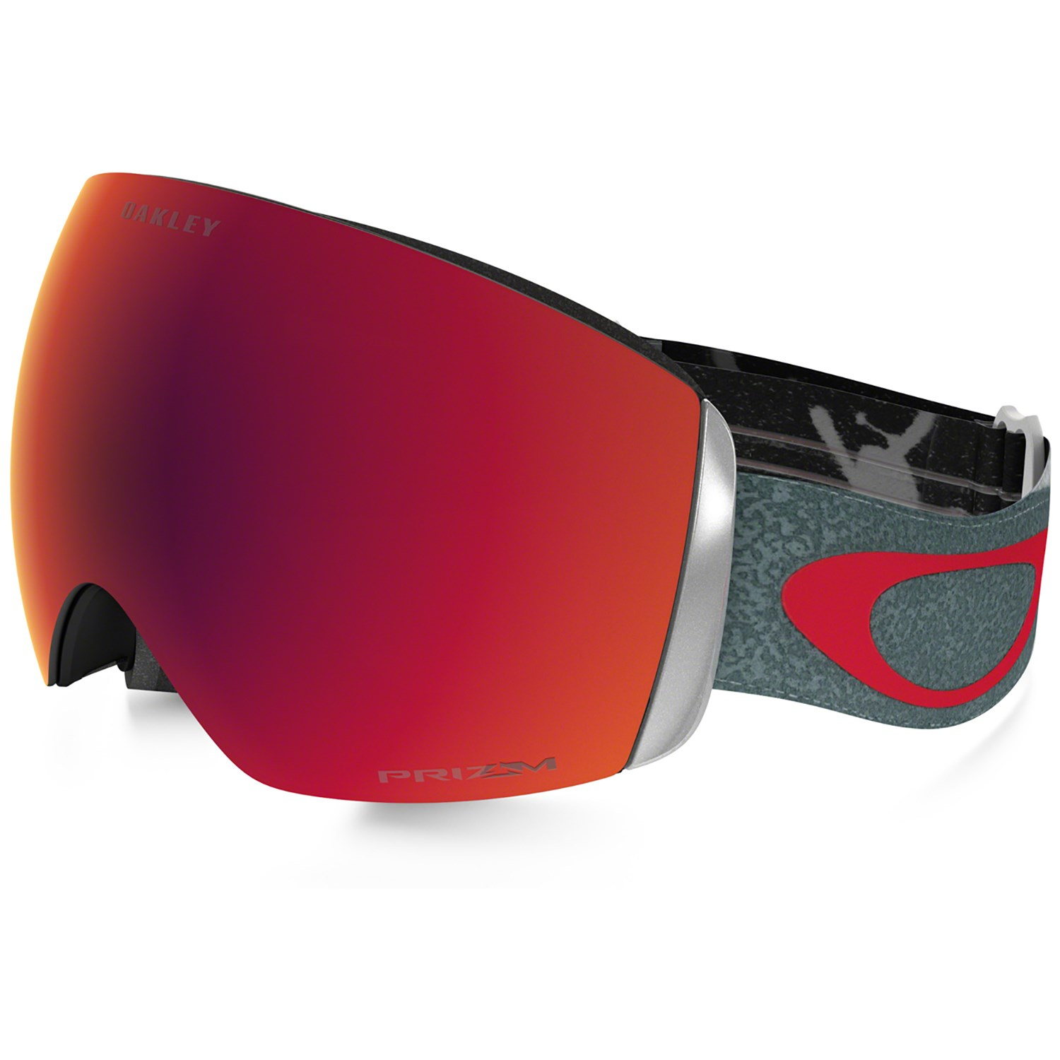 oakley over the glass goggles  oakley flight deck henrik harlaut goggles $210.00 $178.99 sale