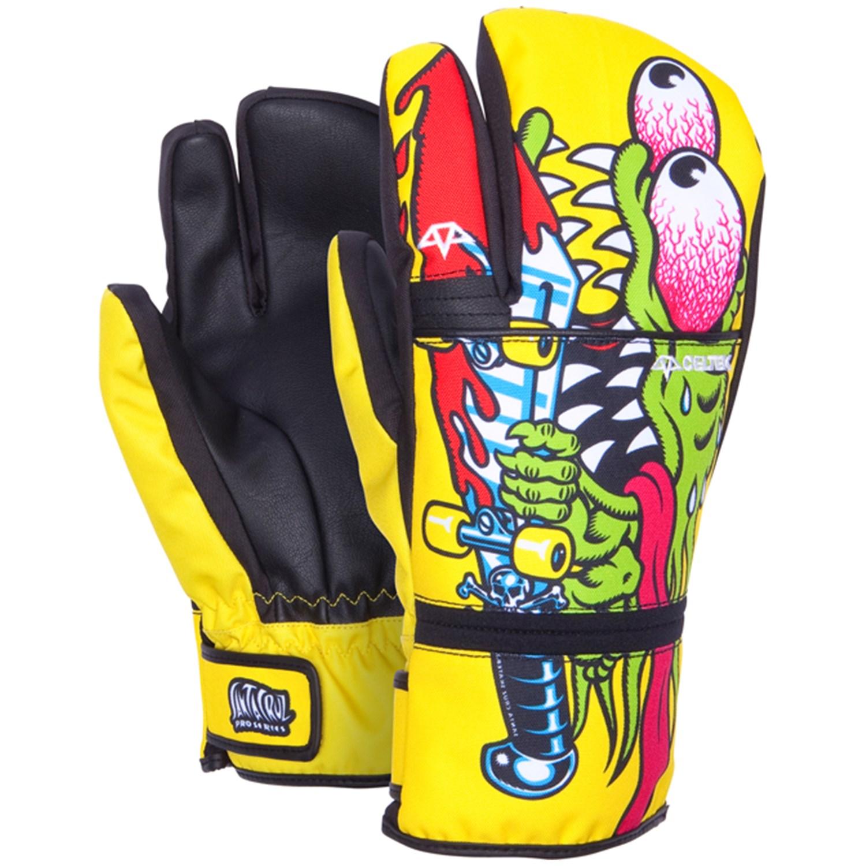 Mens ski gloves xxl - Celtek Trippin Trigger Mittens 54 95 35 19 Limitedtime