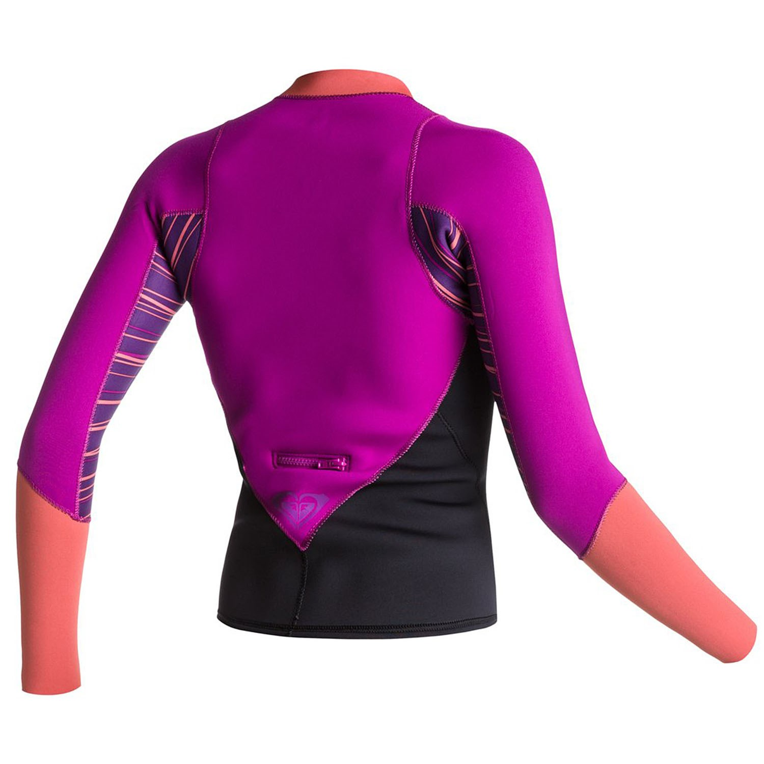 Roxy XY 2mm Front Zip Wetsuit Jacket - Women s  75c1206b9