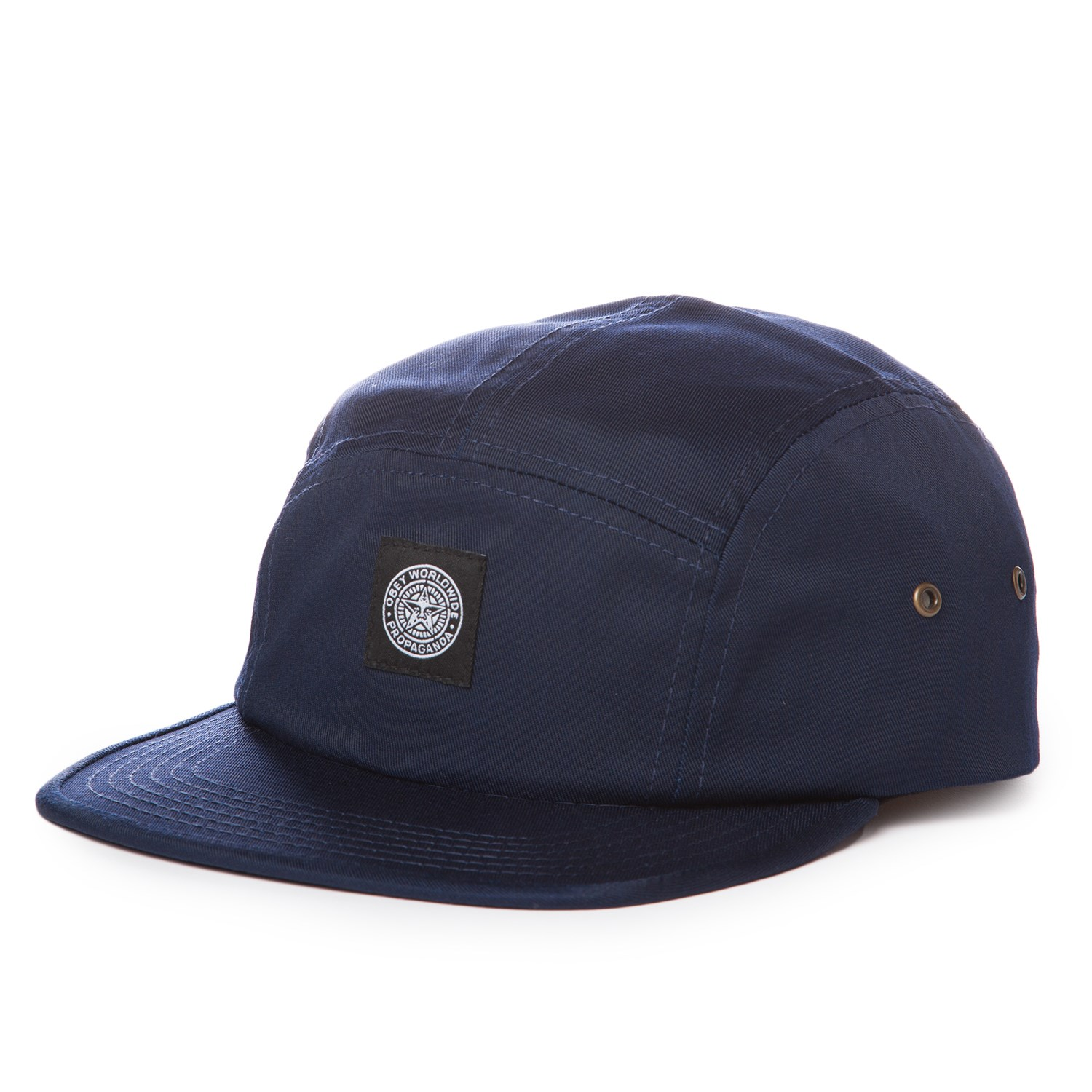 Obey Clothing Worldwide Seal 5 Panel Hat  f7f49e0ab0dc