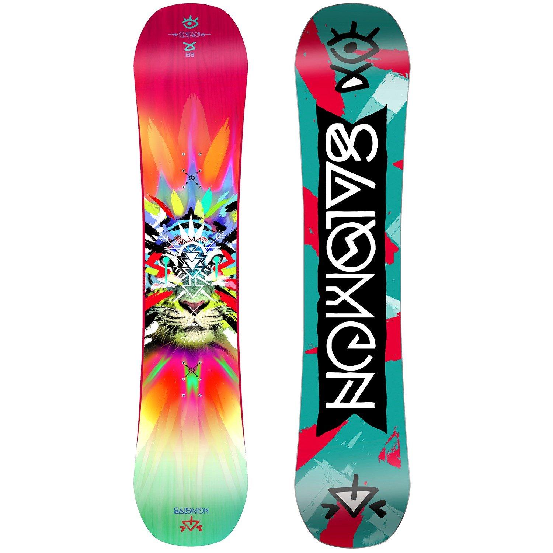 5b0d66ee45 Salomon Gypsy Grom Snowboard - Girls' 2016 | evo