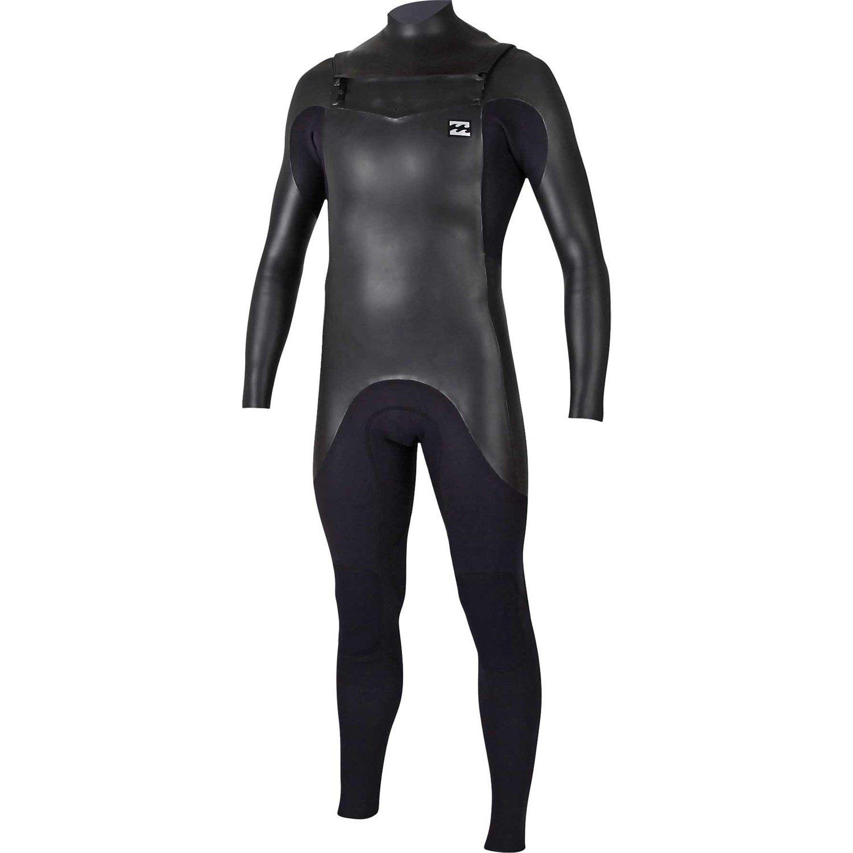 Billabong wetsuit jacket size chart