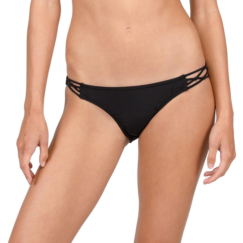 c80987e138 Volcom Simply Solid Full Bikini Bottoms - Women s