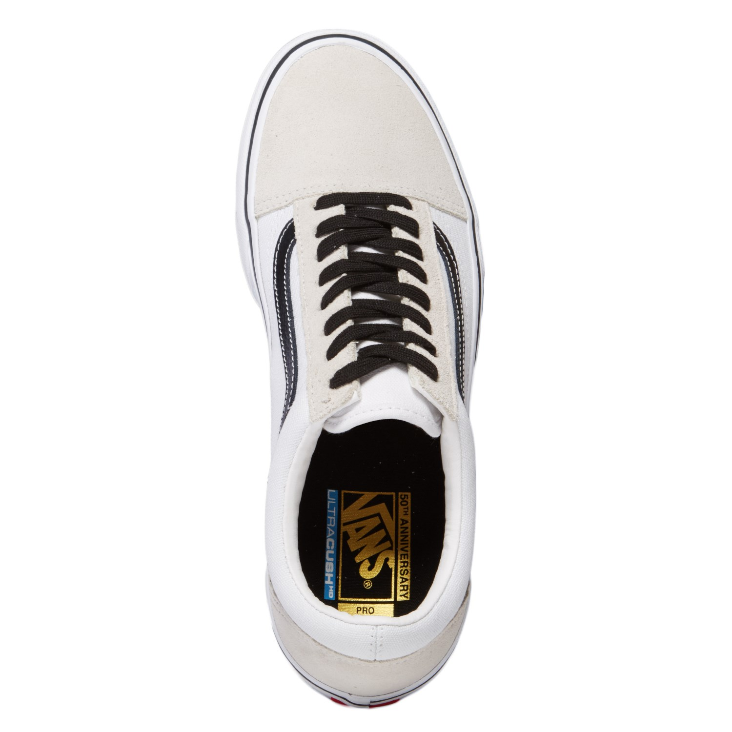 fc3faa3c141483 Vans Old Skool Pro 50th Anniversary Shoes