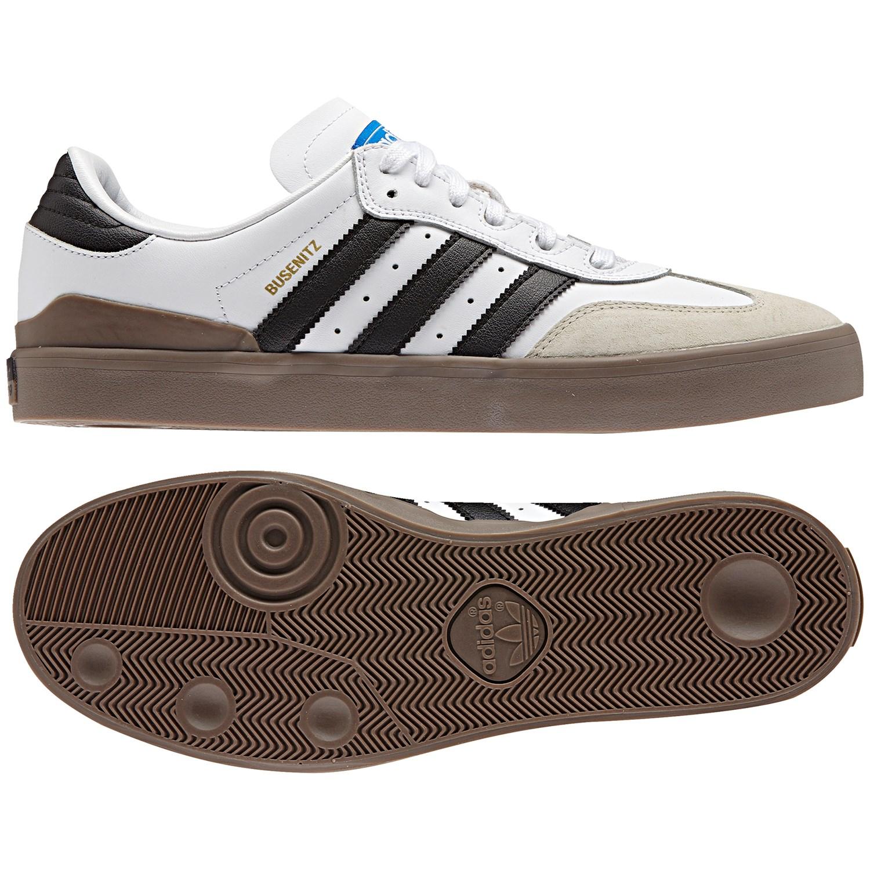 the latest 1c3c9 b8bc4 Adidas Busenitz Vulc - Samba Edition Shoes   evo