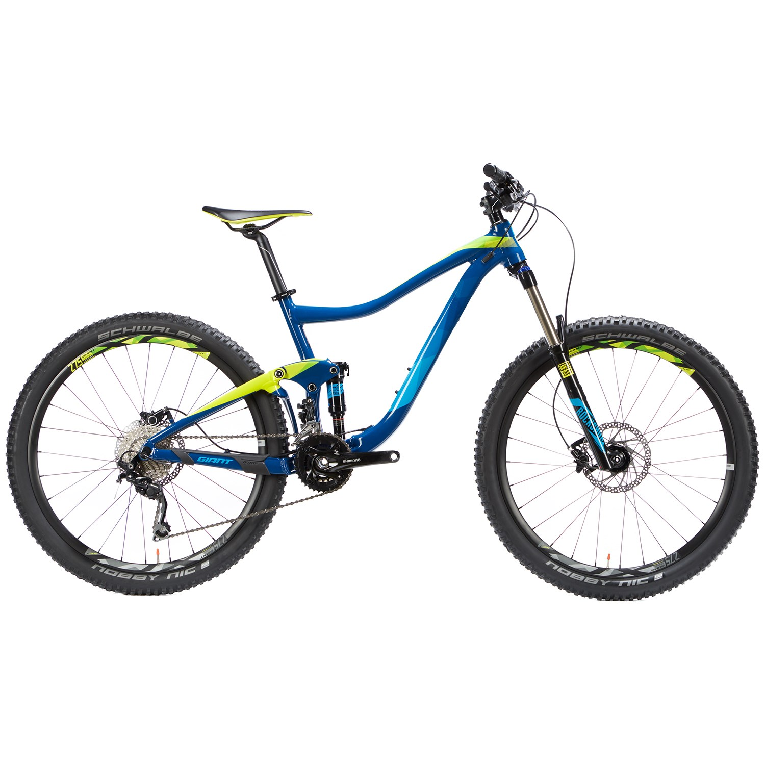 Giant Trance 3 Complete Mountain Bike 2018 Evo