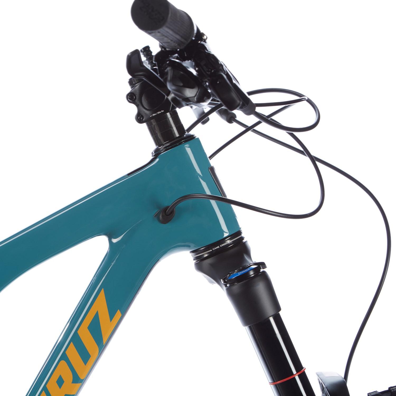 Santa Cruz Bicycles Bronson 2 C S Complete Mountain Bike 2017   evo