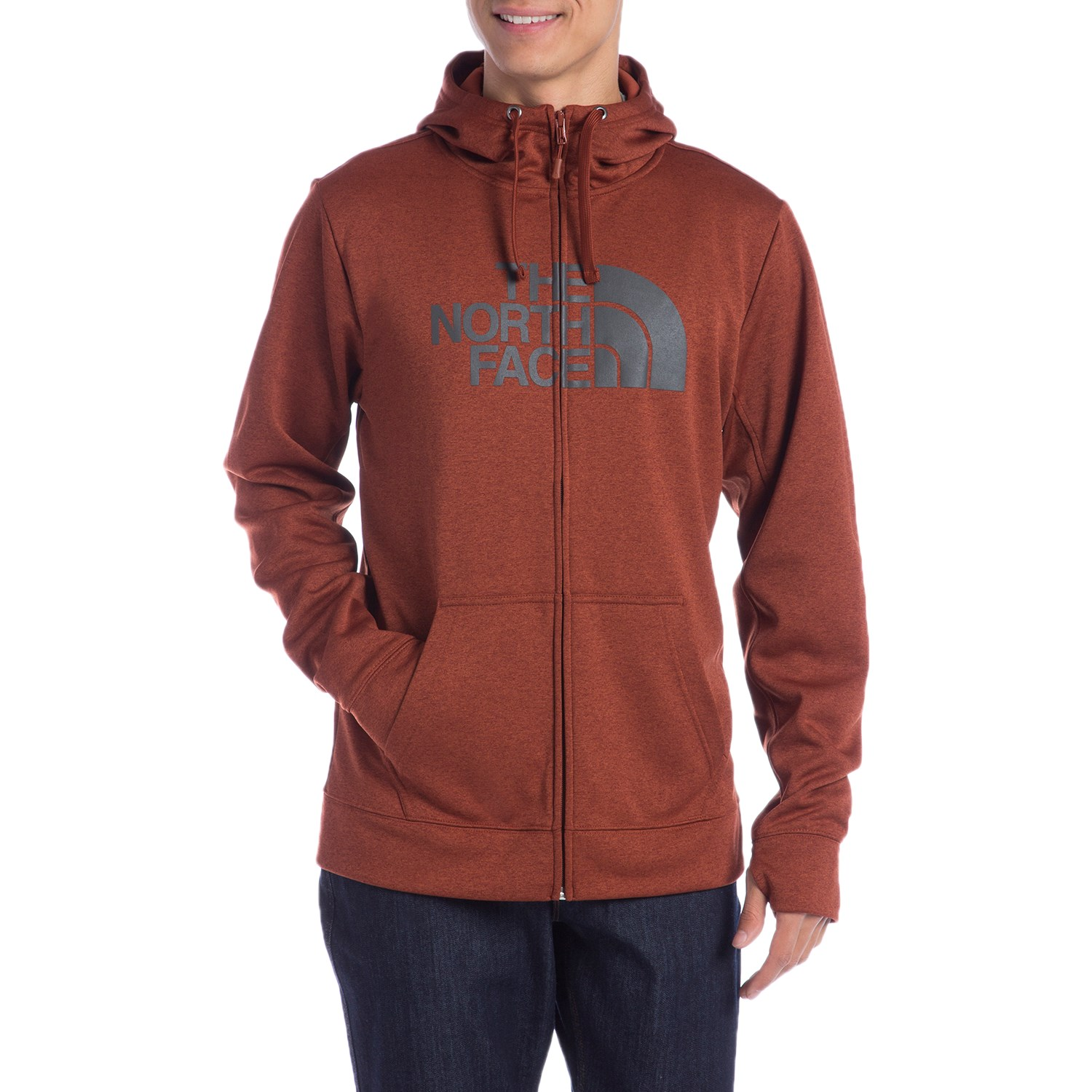 b0266bd67 The North Face Surgent Half Dome Full Zip Hoodie