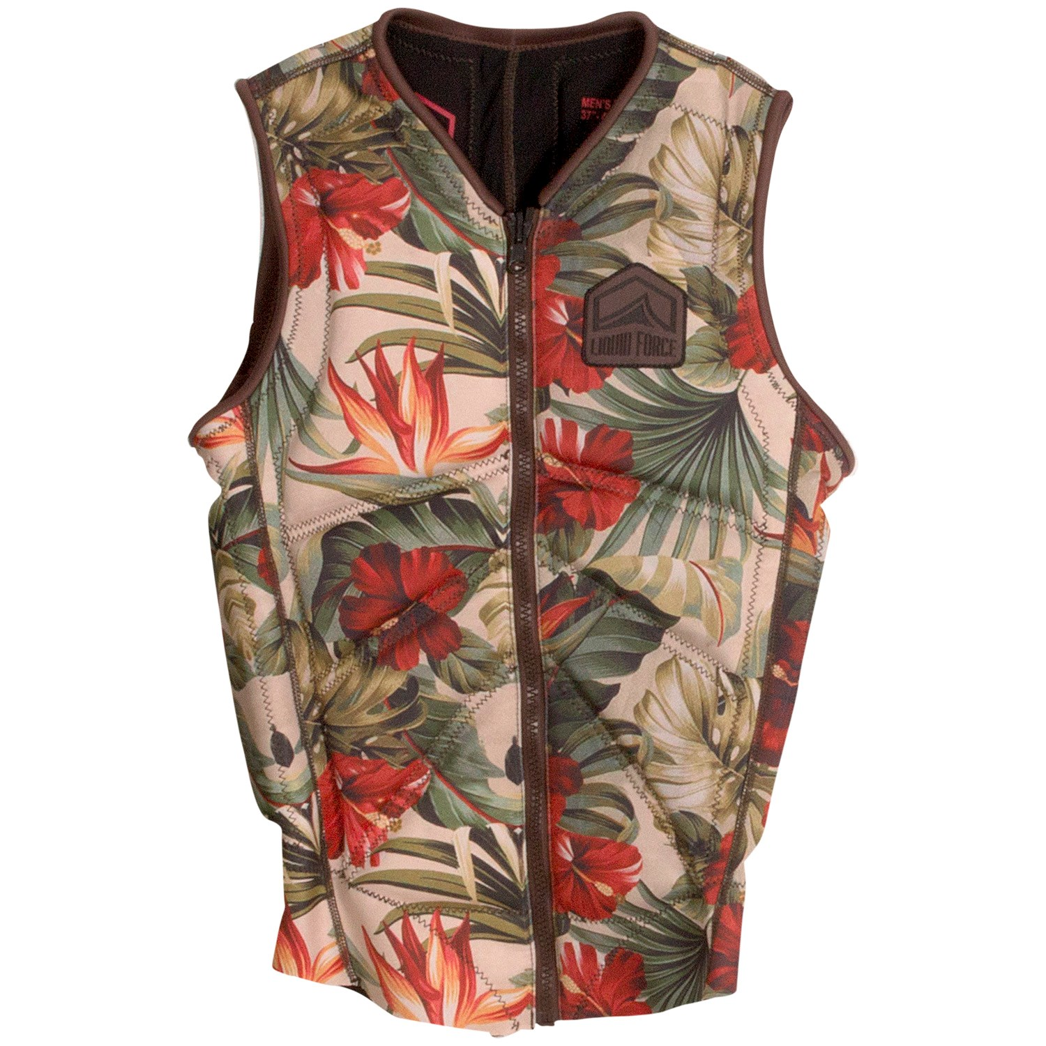 Liquid Force Z-Cardigan Comp Wakeboard Vest 2018 | evo