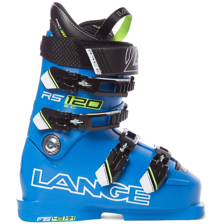 Lange RS 120 SC Ski Boots - Boys' 2016