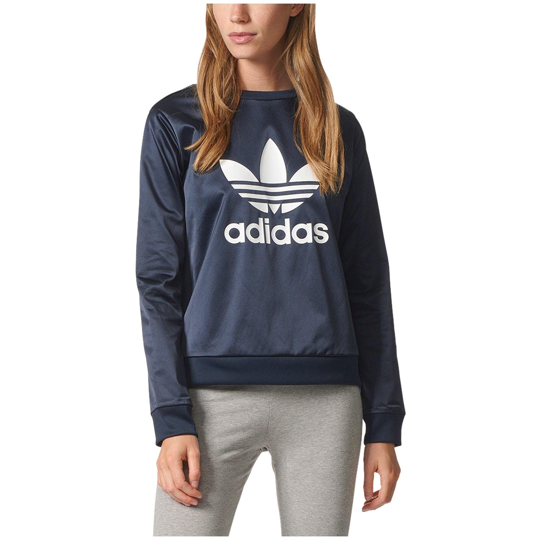 7cef1337ec Adidas Originals Trefoil Crewneck Sweatshirt - Women's | evo