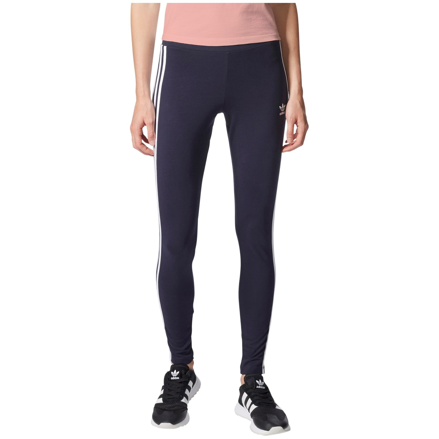 info for 3fb08 07b39 Adidas Originals 3 Stripe Leggings - Women s   evo