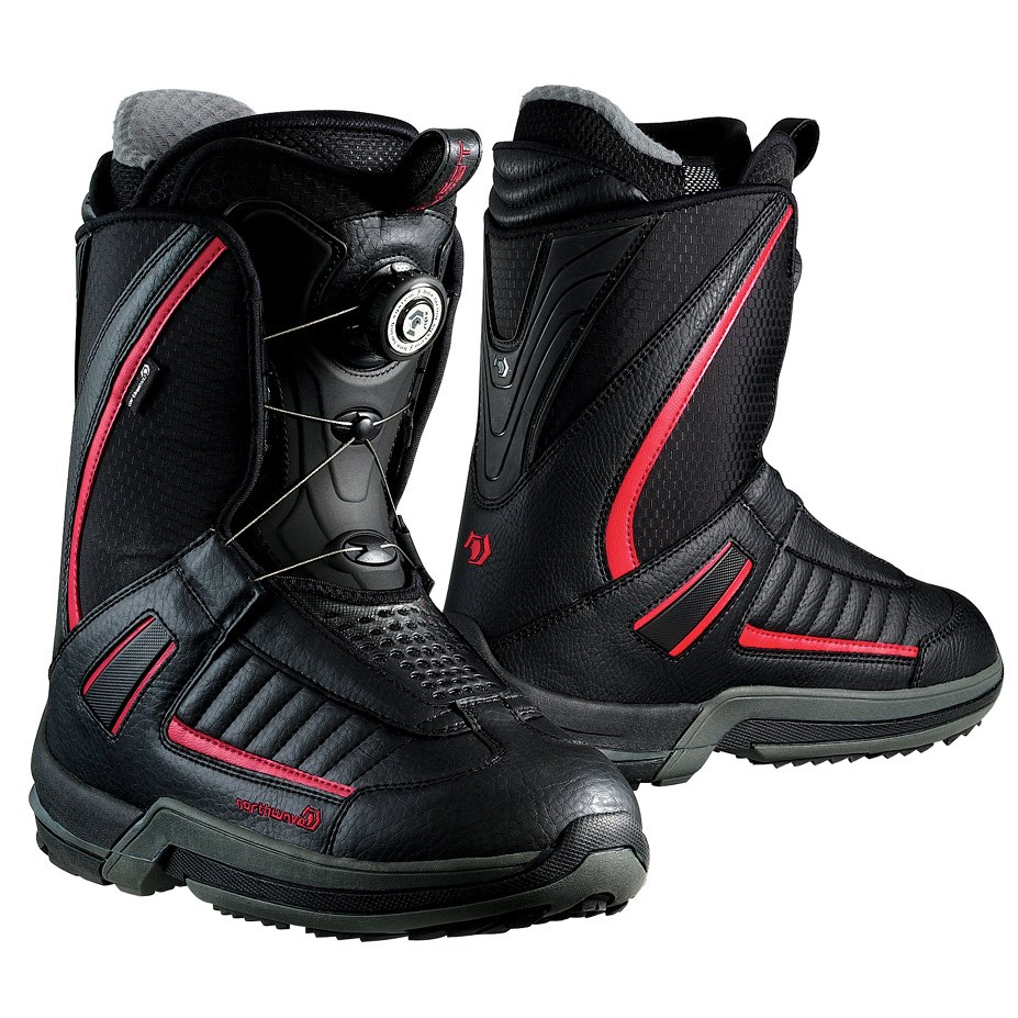 Quest snowboard boots