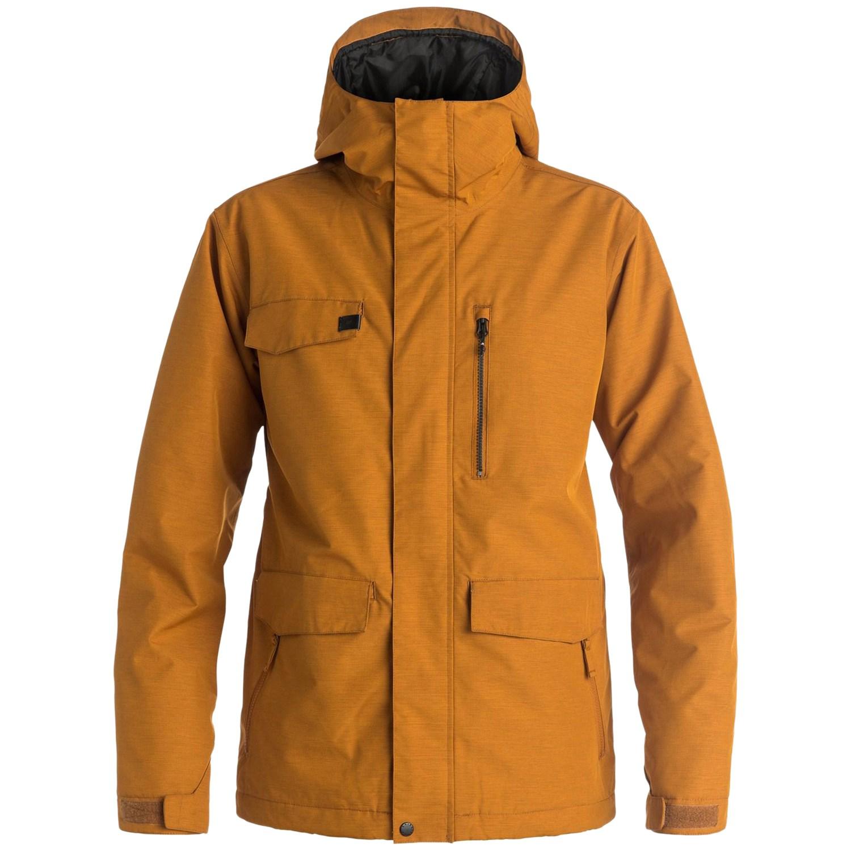 Quiksilver Raft Jacket Evo