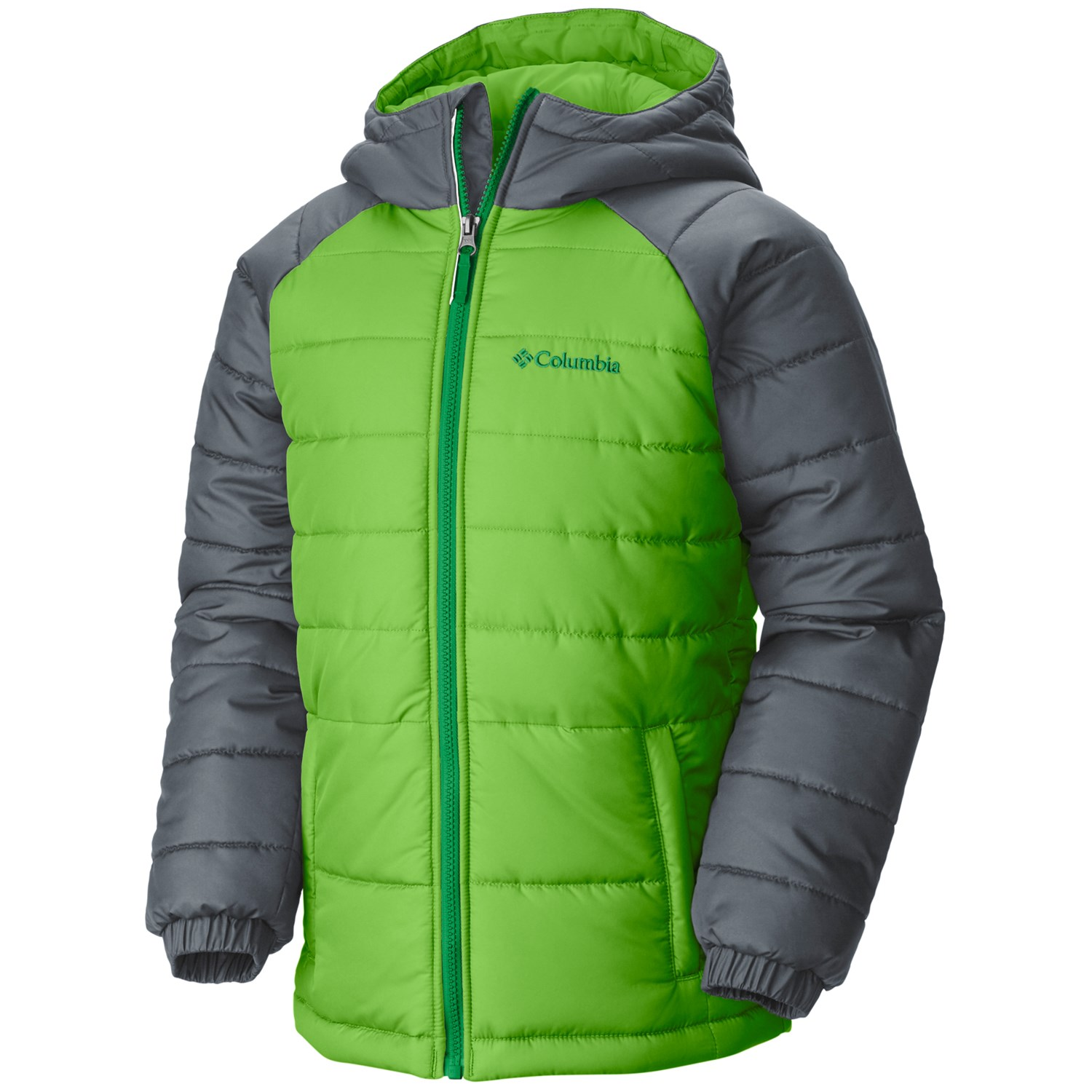 01052037e Columbia Tree Time™ Puffer Jacket - Boys
