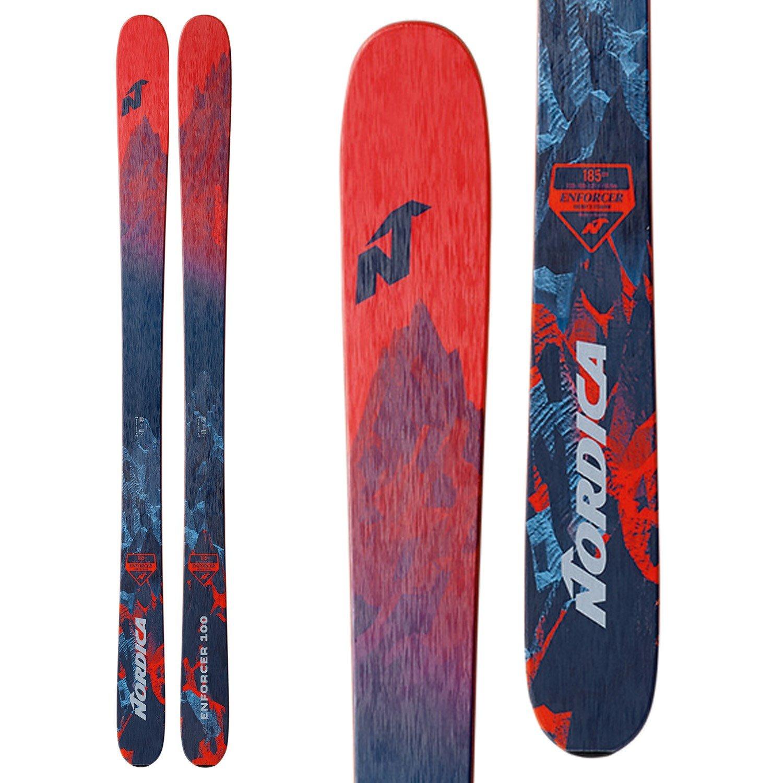 Nordica Enforcer 100 Skis 2018  b500a1a0b896