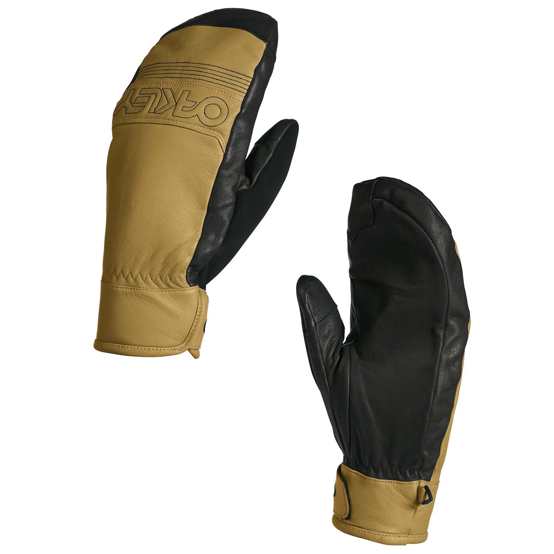 Mens ski gloves xl - Oakley Factory Park Mittens 64 95 44 09 Limitedtime