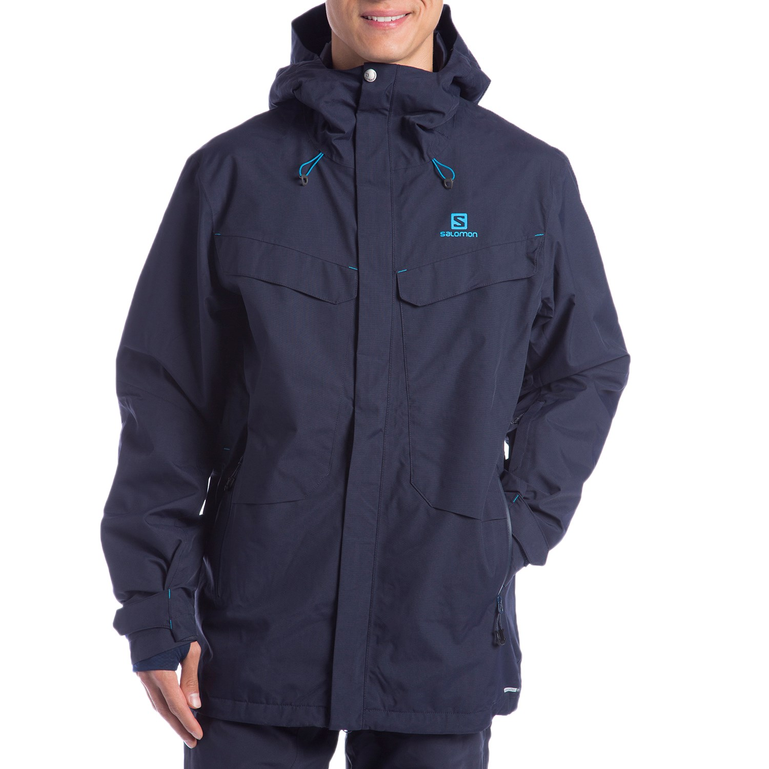 Salomon QST Snow 2L Jacket  60a35089c