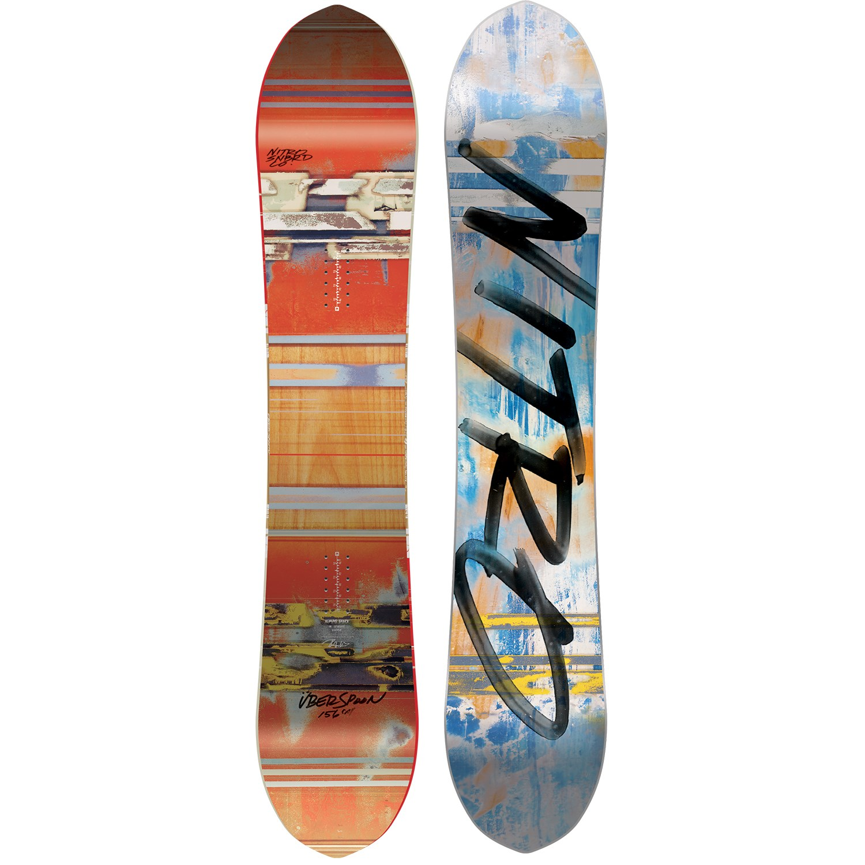 9d5df888f4b Nitro Überspoon Snowboard 2017