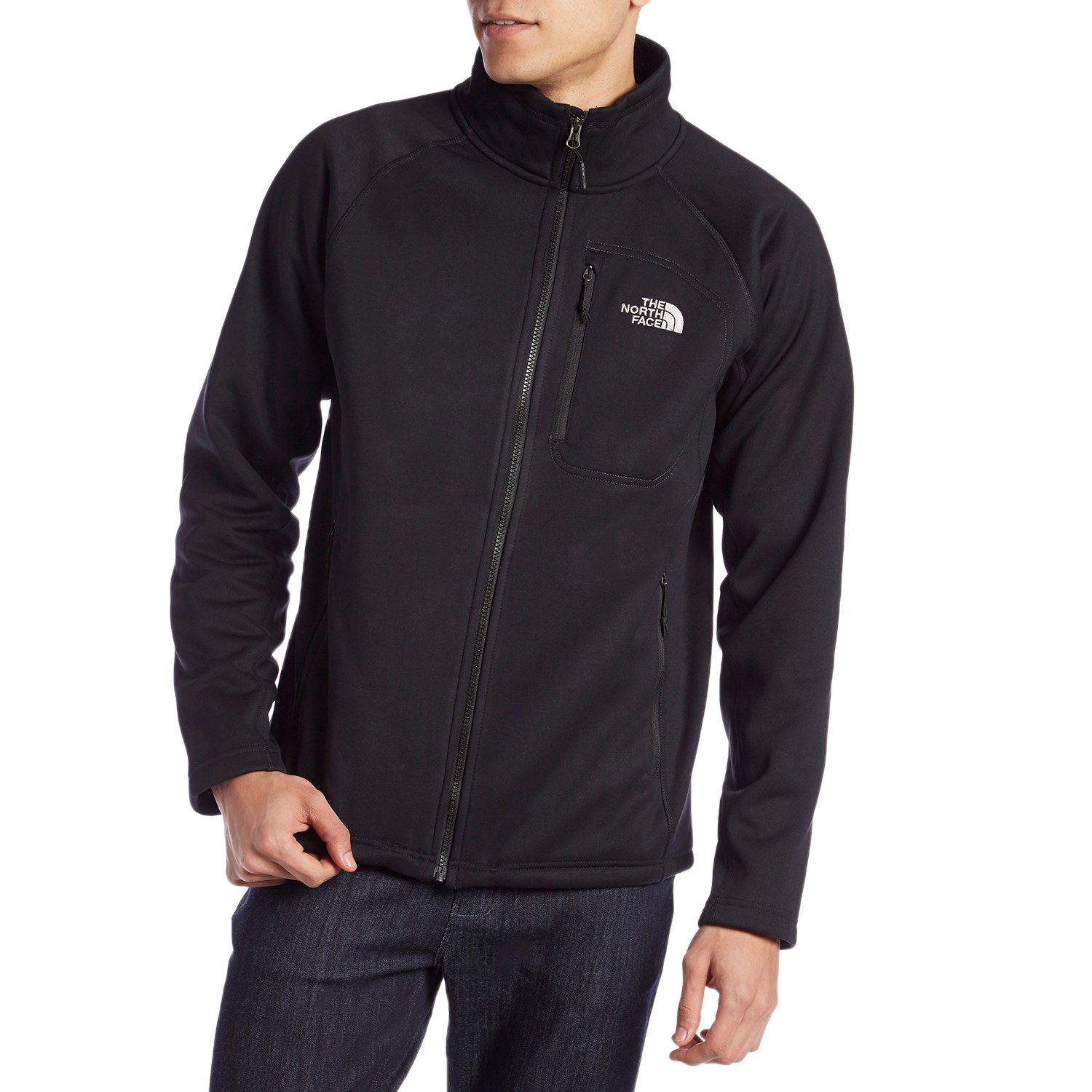 ee9e6295606d The North Face Timber Full-Zip Fleece