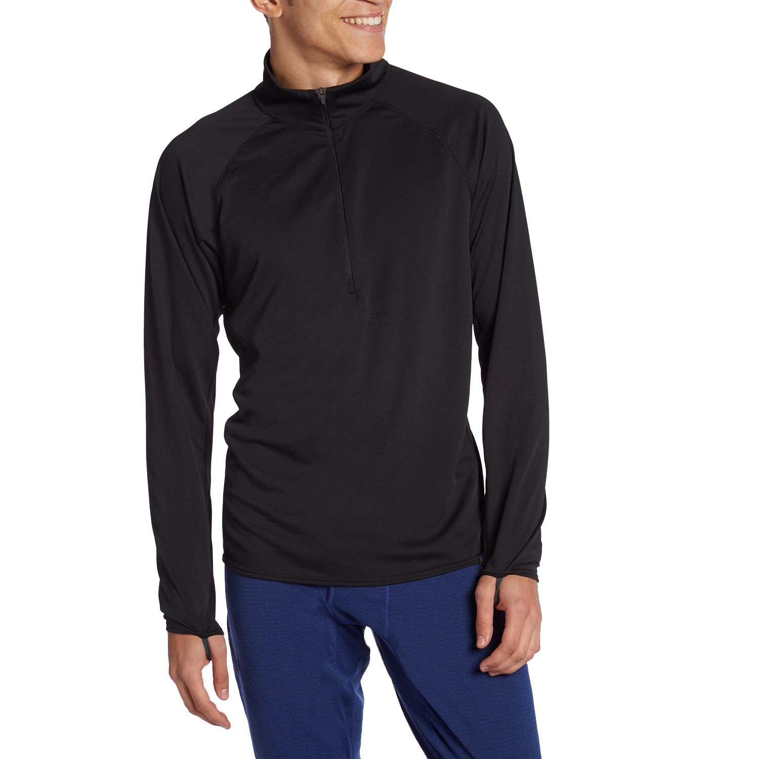 d4fa777d697bc Patagonia Capilene® Midweight Zip-Neck Top