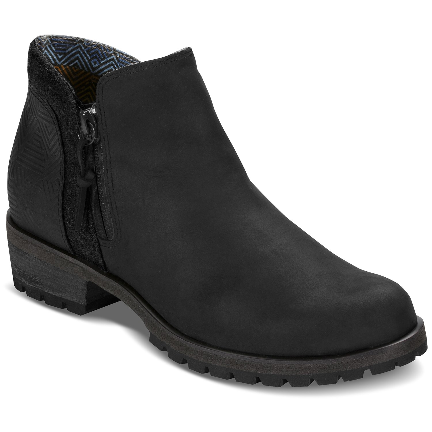 The north face shoe size chart the north face bridgeton zip booties womens 13995 nvjuhfo Choice Image