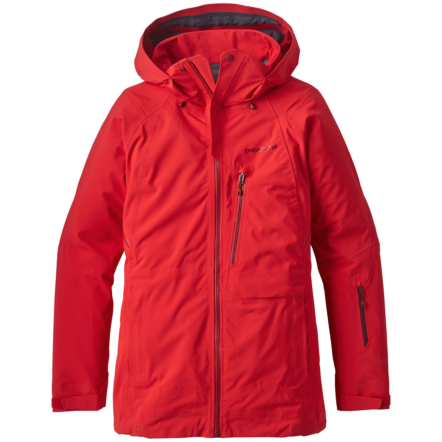 Red jacket womens clothing
