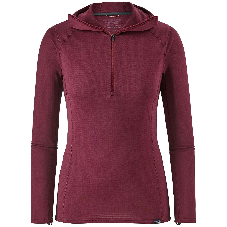 f9f450931 Patagonia Capilene® Thermal Weight Zip-Neck Hoodie - Women's